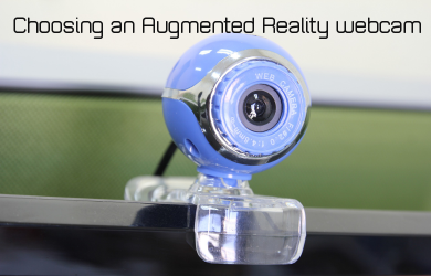 Augmented Reality webcam