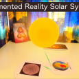 Featured Image of the Augmented Reality Solar System tutorial