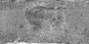 Texture for AR moon