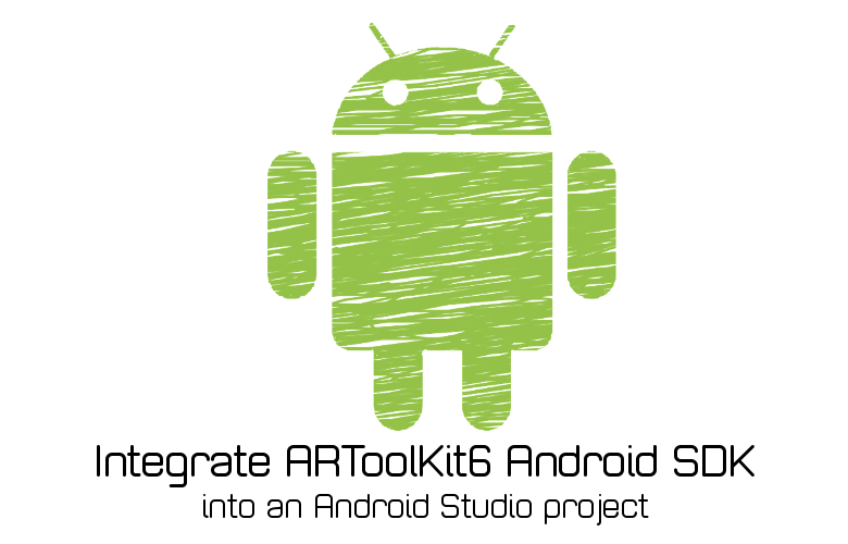 Integrate ARToolKit6-Android-SDK to an Android Studio project
