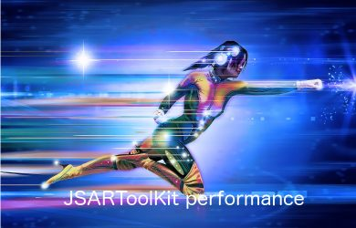 JSARToolKit performance